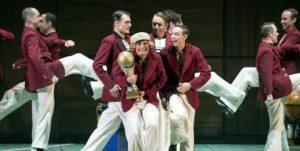 Roxy und das Wunderteam - eine Fußball-Operette