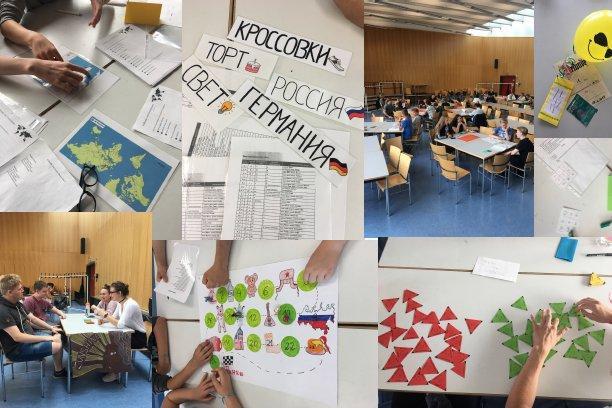 Fremdsprachenfest (18. und 22. Juni 2018)